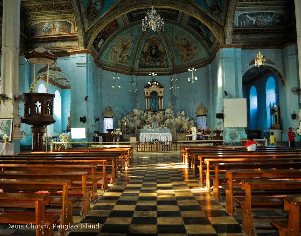 Dauis Church