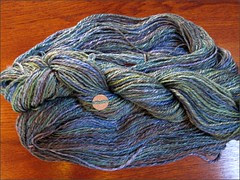 Sea Scape yarn