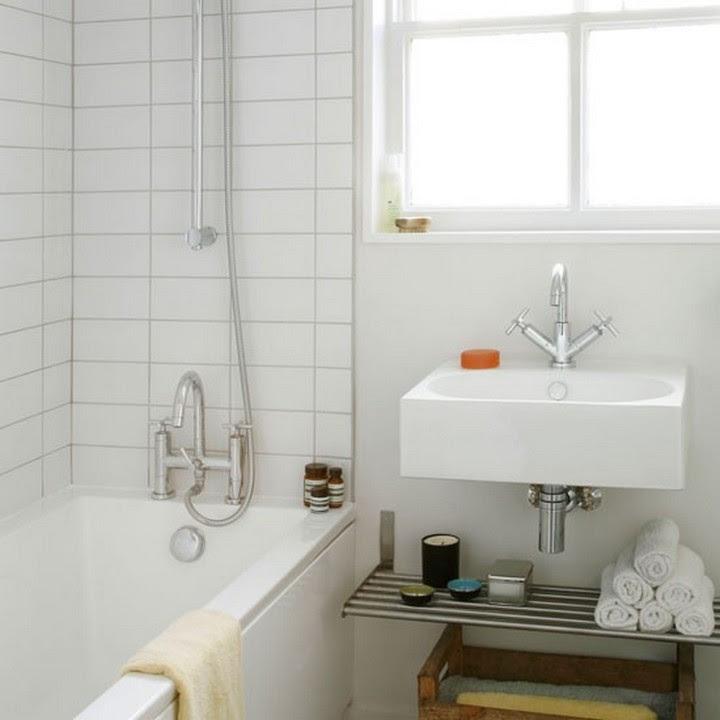 5 Decorating Ideas for Small Bathrooms | Home Decor Ideas