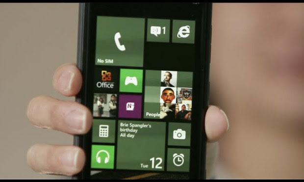 Windows Phone 8 (Foto: Divulgação)