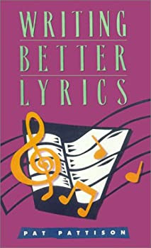 "Cover of ""Writing Better Lyrics"""