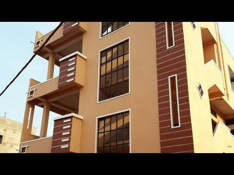 2bhk 30 40 North Face House Plan Map Interior Design Youtube