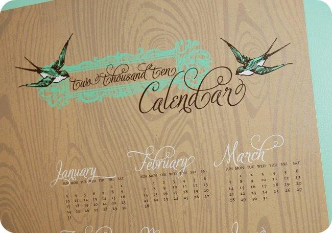 Hambly Calendar