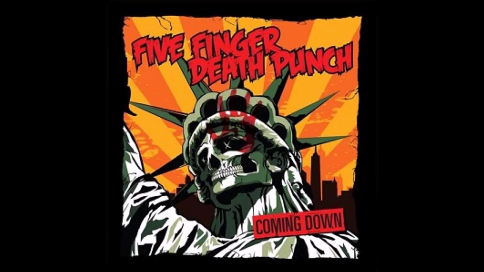 Wallpaper Five Finger Death Punch 78 Images