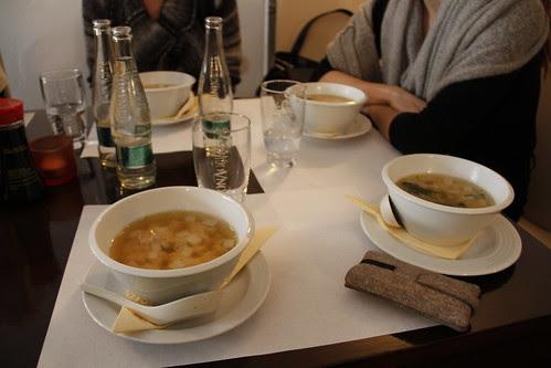 Slovakian Miso Soup