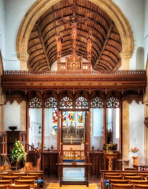 St Nicholas, Rattlesden, Suffolk