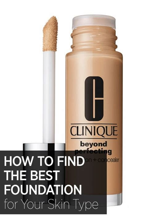 Foundation, Best foundation and Your skin on Pinterest