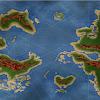 Hunter X Hunter World Map