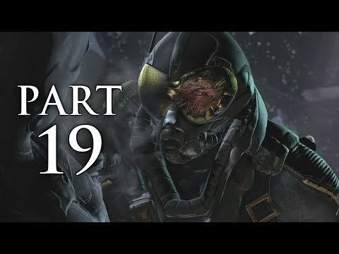 you movies : Gameplay Batman Arkham Origins Walkthrough Part 19