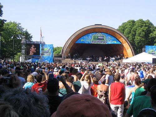 Earthfest, last year
