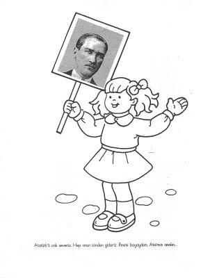 Montessori Egitimi Beo Cumhuriyet 29 Ekim Aktiviteleri