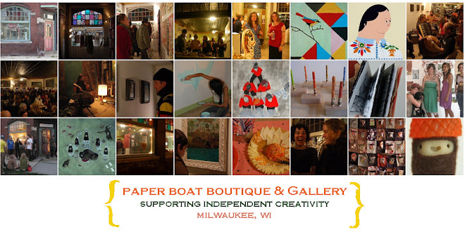 Paper Boat: Boutique & Gallery