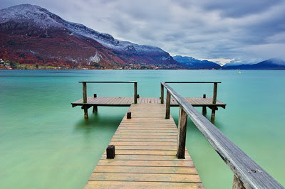 Go to the photo gallery about Annecy and its lake