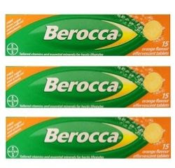 Berocca Effervescent Tablets