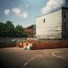 Tenth Acre Farms: una cancha de baloncesto destinada a huerto urbano en New York