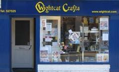 Wightcat Crafts the Shop