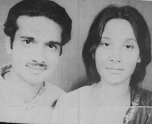 Om and Kamala Deepak