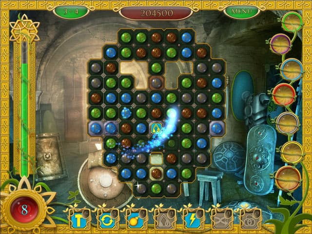 The Legend of the Golden Tome Free PC Game Screenshot
