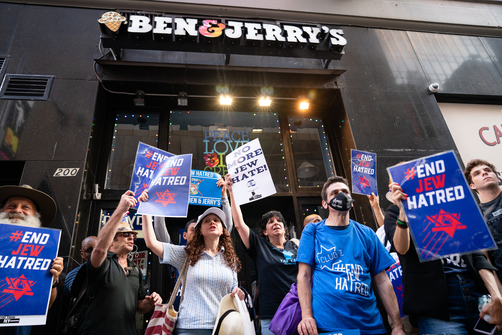 New Jersey moves to divest from Ben & Jerry's, Unilever over settlement ban