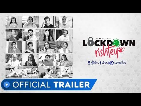 Lockdown Rishtey Hindi Movie Trailer