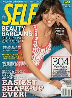 Jennifer Garner In Self
