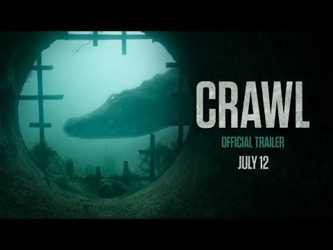 Địa đạo cá sấu tử thần - Crawl HD Cam 2019 - No Sub