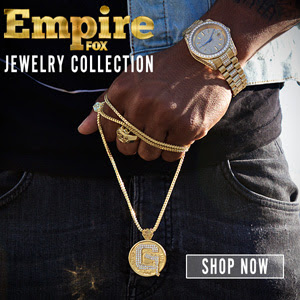 King Ice x EMPIRE Jewelry Collection