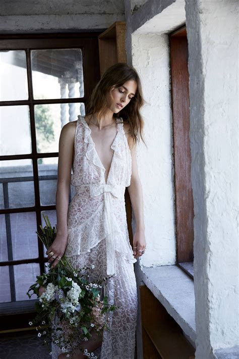 For Love & Lemons 2017 Wedding Dress Collection   Fashion