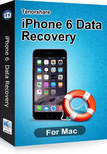 Purchase iPhone 6 Data Recovery for Mac