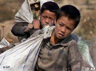کودکان آواره افغان در ایران