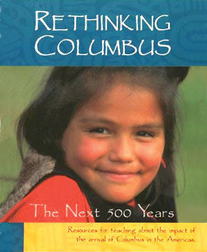 Book cover: Rethinking Columbus