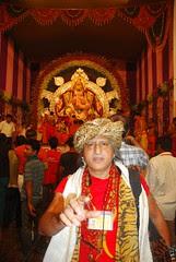 Ganeshji Ne Bulaya Aur Ham Chale Aye ..Blogs Hatheli Par Lay Aye  Re by firoze shakir photographerno1