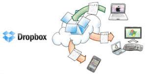 DropBox devalued