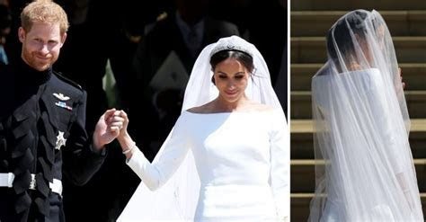 Cost of Meghan Markle wedding dress: How much the Givenchy