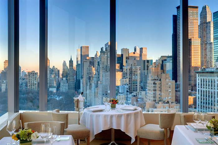 35 restaurants with beautiful view