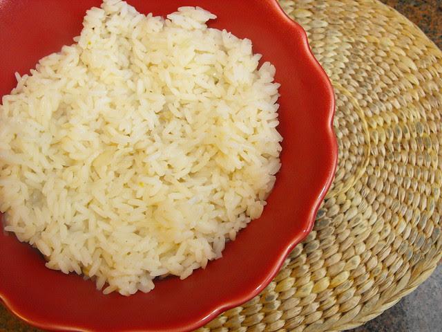 Simplesmente arroz