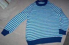 Pojan paita Poppari-langoista