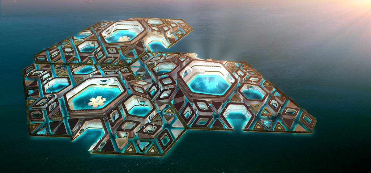 Floating City 6