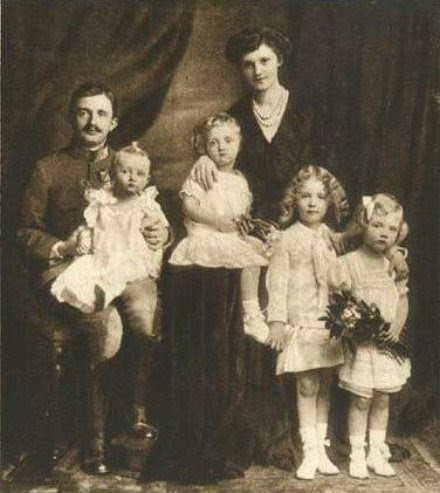 The Austro-Hungarian Imperial and Royal Family