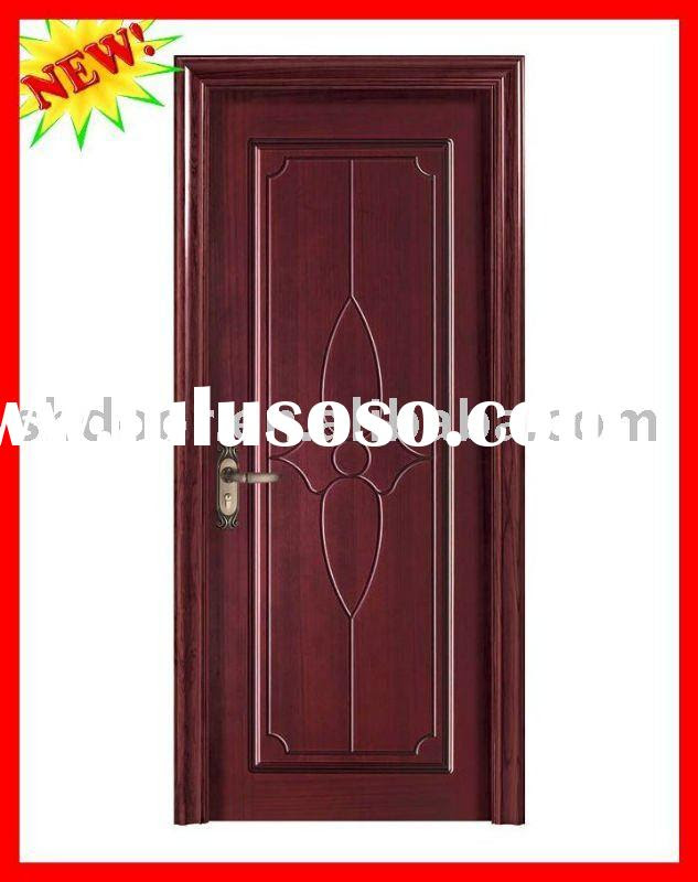Latest wooden main double door designs native home for Door design india