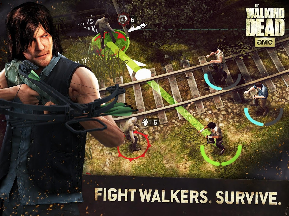 The Walking Dead No Man's Land v2.6.3.1 APK [MEGA MOD]