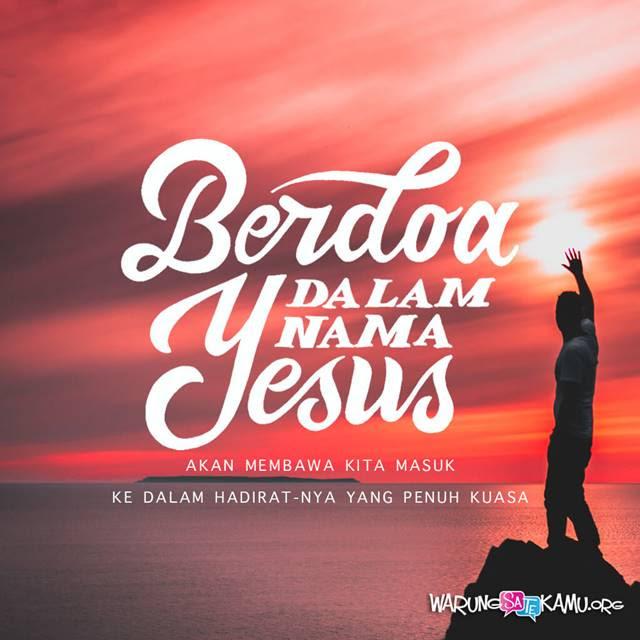 Hanya dengan Doa