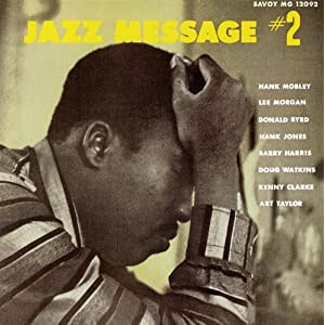 Hank Mobley - Jazz Message 2 cover