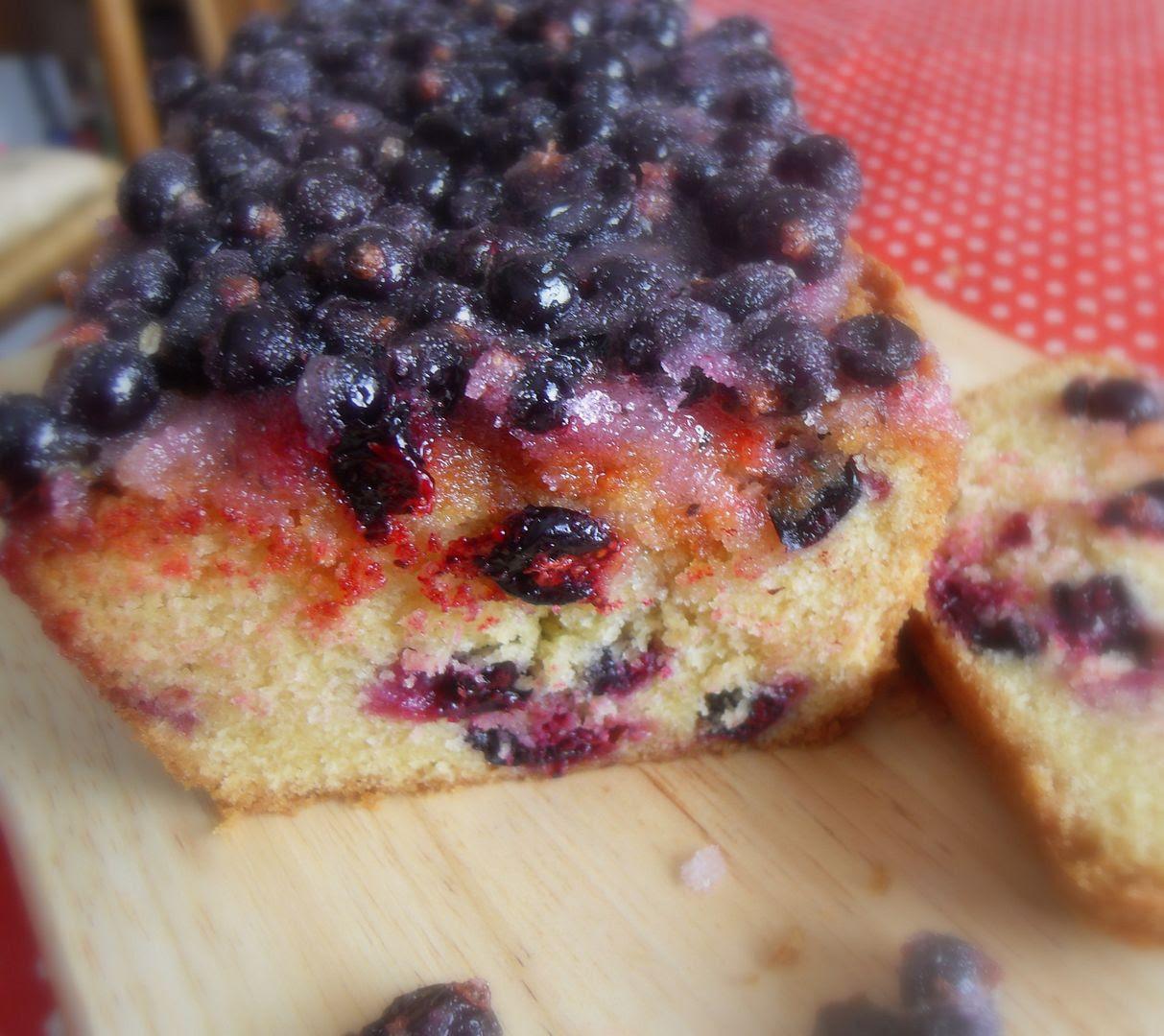 English Currant Cake Recipe