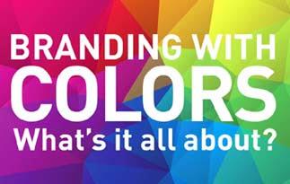رنگ در برندینگ برندسازی