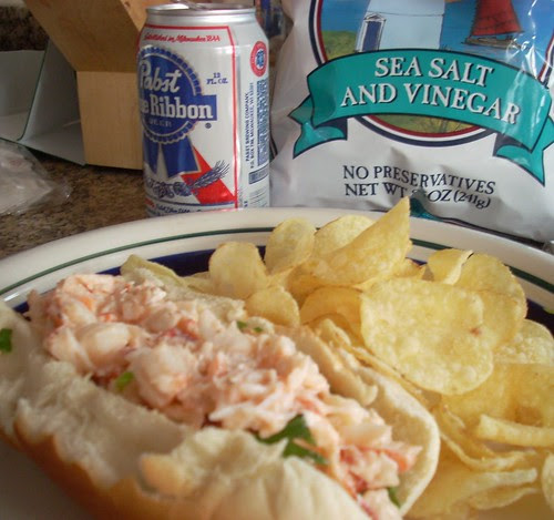 Yes, I made this lobster roll