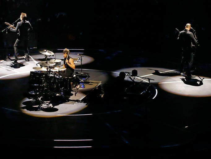 Muse brings their Drones Tour to Gila River Arena on