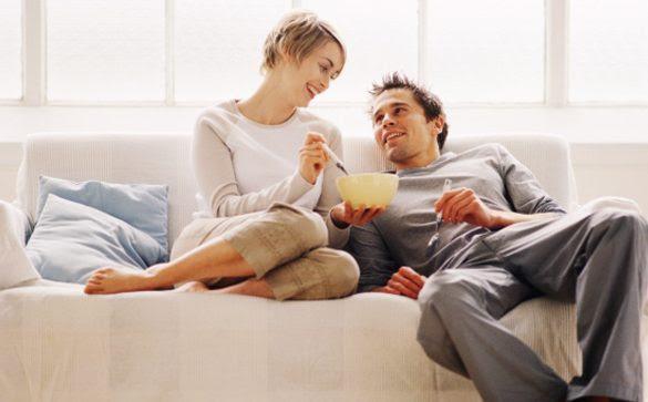 كيف يؤثر غذاء الزوجين في رغبتهما؟