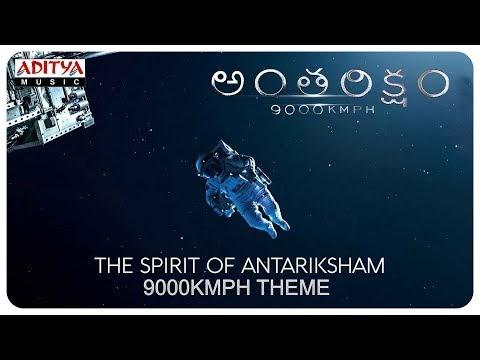 The Spirit Of Antariksham 9000 KMPH Theme Out Now!