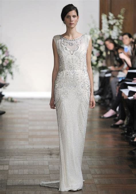 Jenny Packham's Fall 2013 Bridal Collection from New York